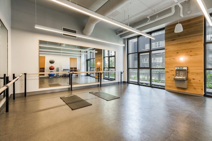 the girard apartment profile the yoga studio