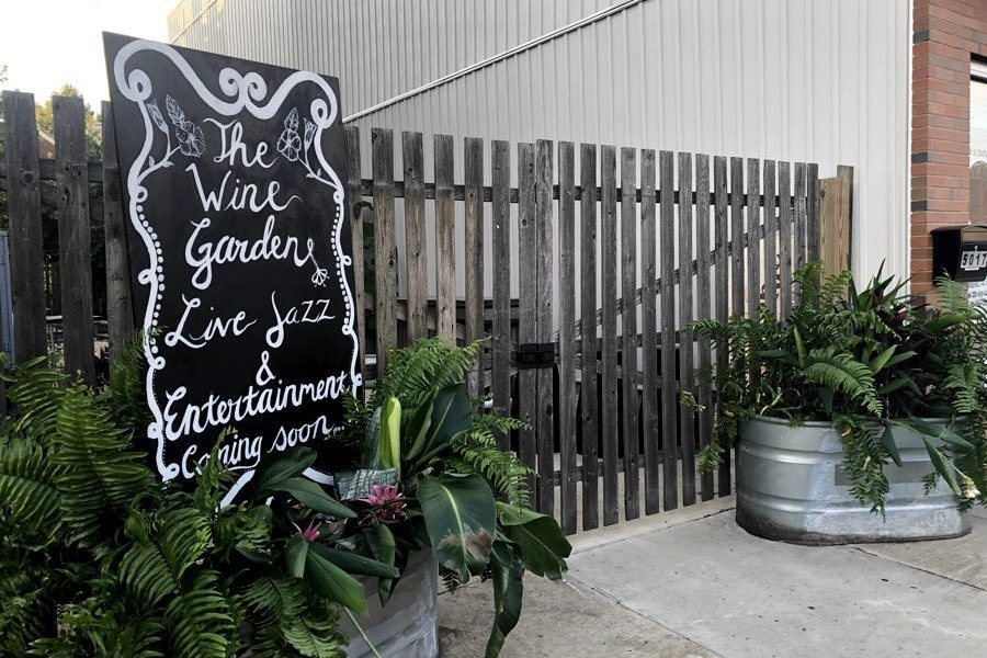 wine garden west philadelphia