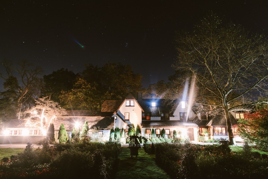 Hotel du Village wedding