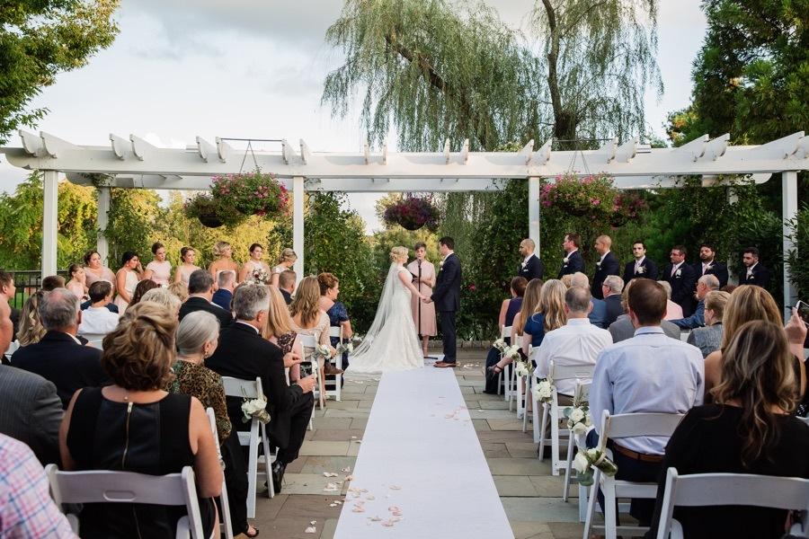 Elegant Country Club Wedding Venues In The Philadelphia Area