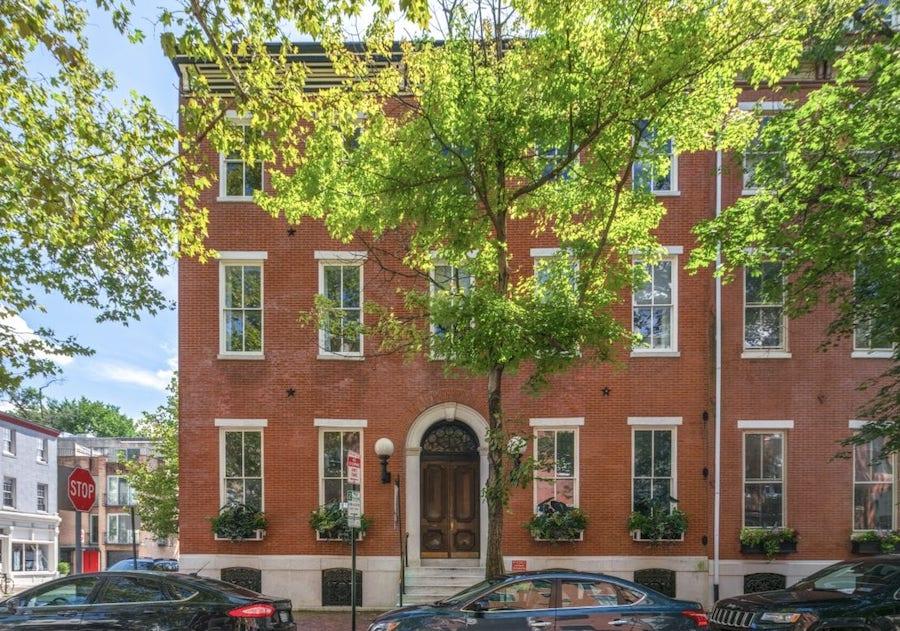 condo for sale rittenhouse delancey place condo exterior front