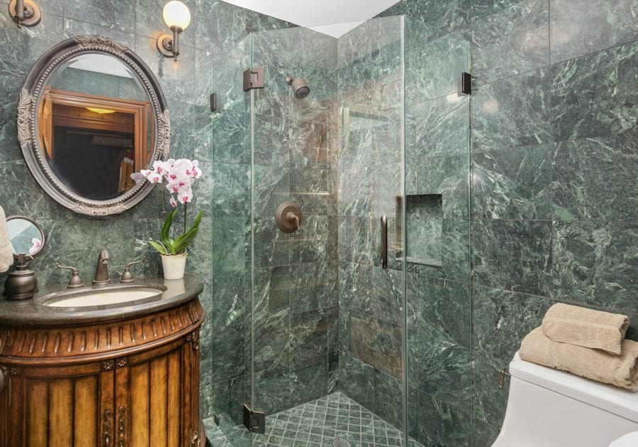 condo for sale rittenhouse delancey place condo hall bath