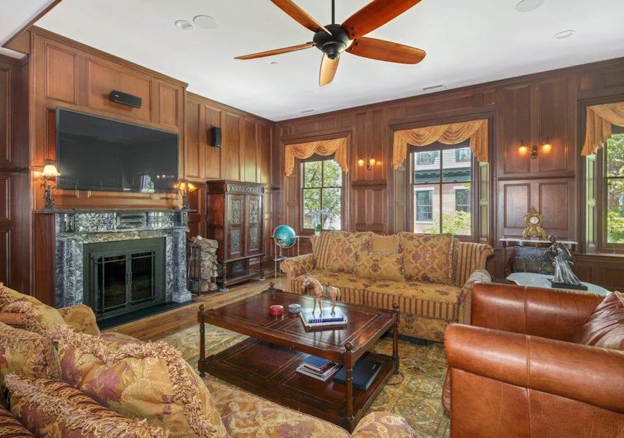 condo for sale rittenhouse delancey place condo living room