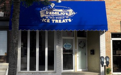 d'emilio's old world ice treats sandwiches cream philadelphia