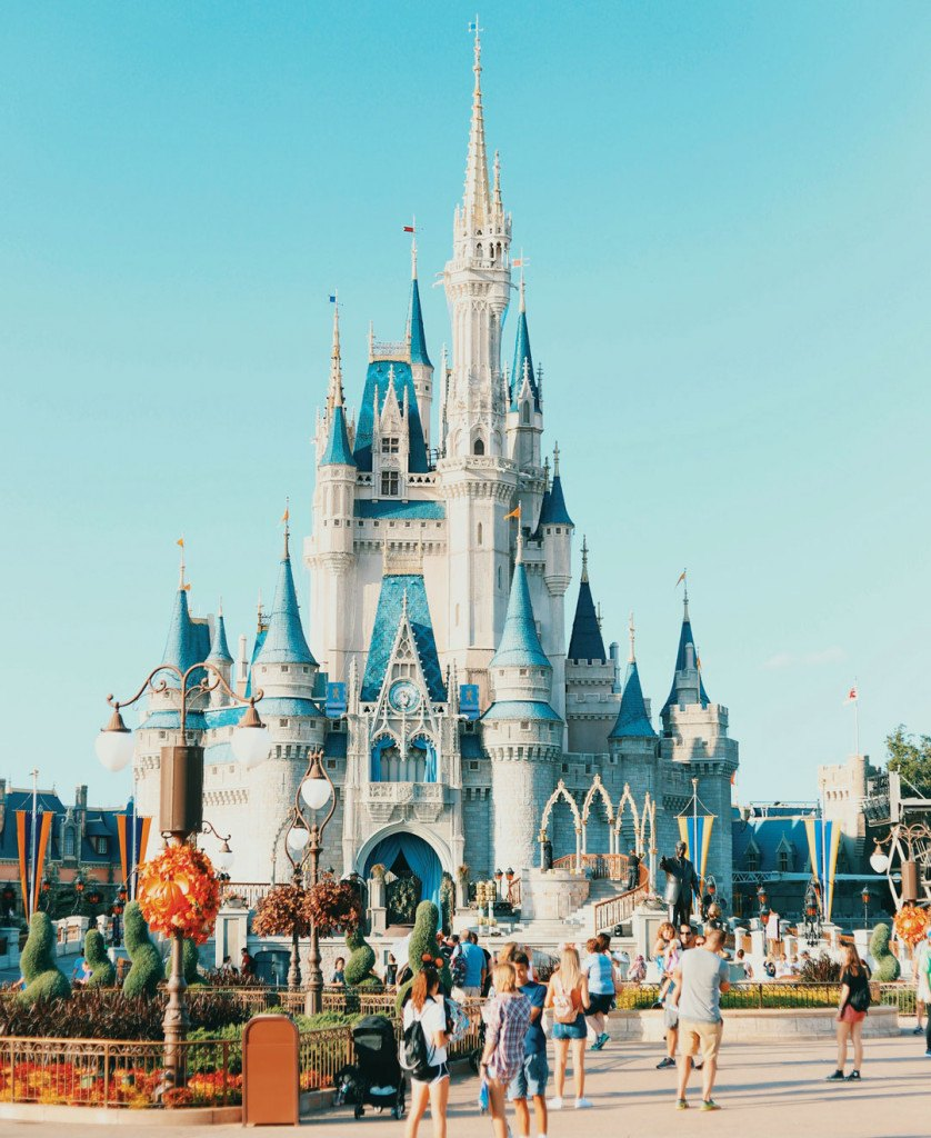 disney world guide
