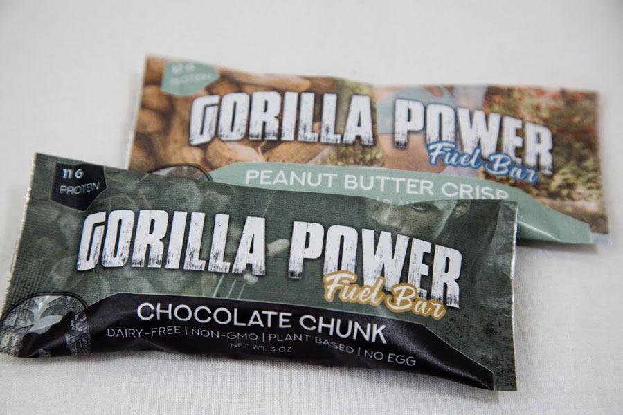 gorilla power