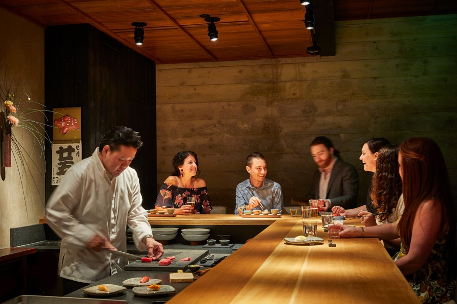 Where To Eat Sushi In Philadelphia The