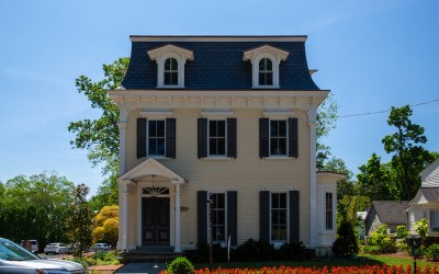 house for sale doylestown second empire exterior front