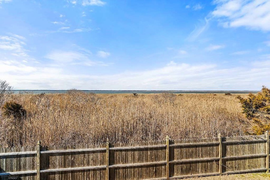 house for sale sea isle city contemporary bayside deck view