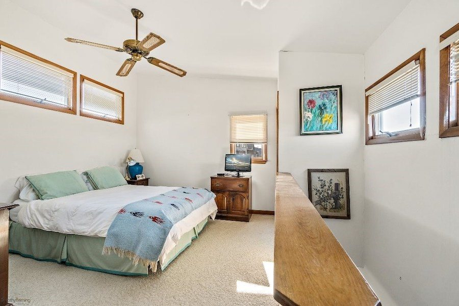 house for sale sea isle city contemporary second-floor bedroom
