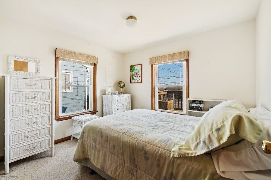 house for sale sea isle city contemporary bedroom