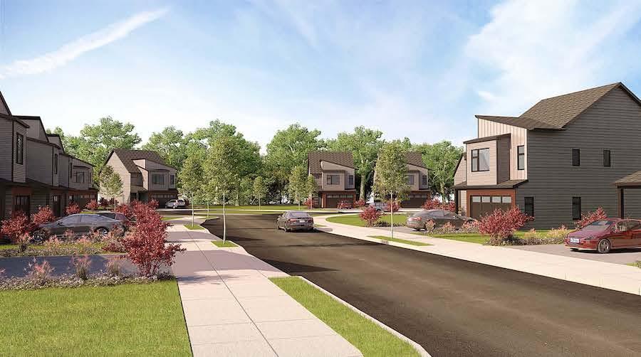 roxborough reserve preview single-family houses