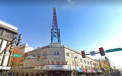 tower theater spire