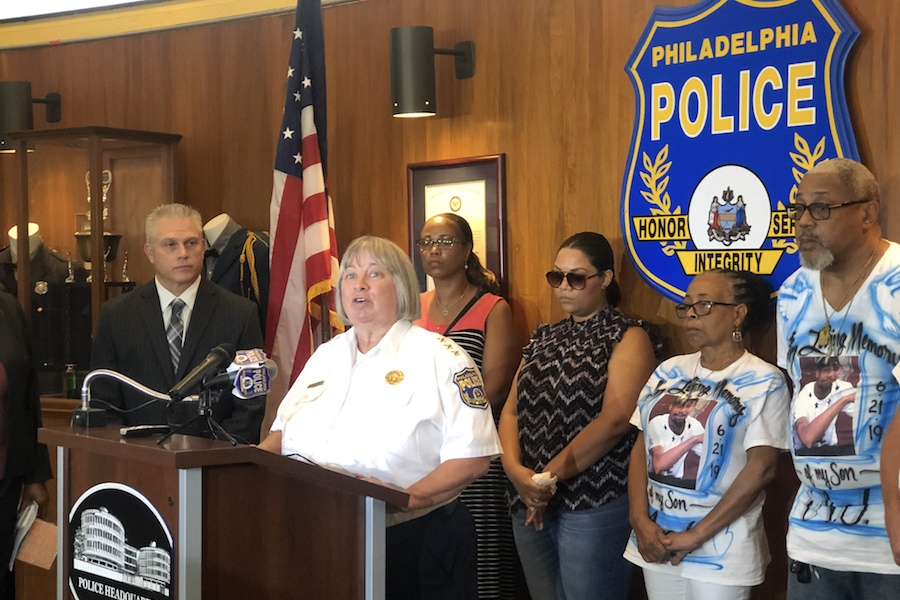Philly Police Launch Unsolved Murders Site to Catch