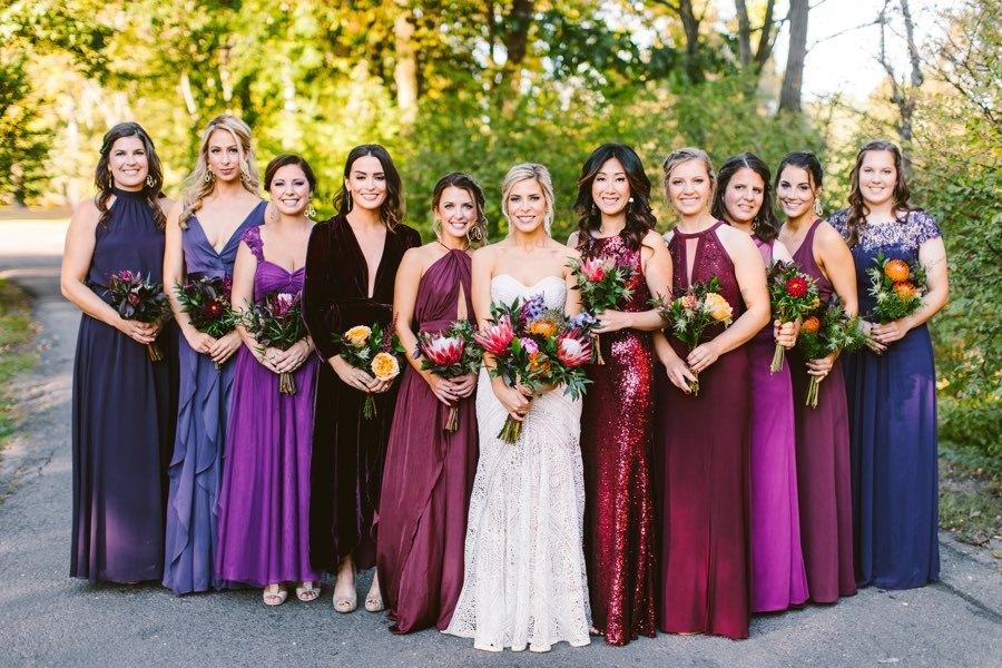 velvet-jewel-tone-bridesmaid-dresses
