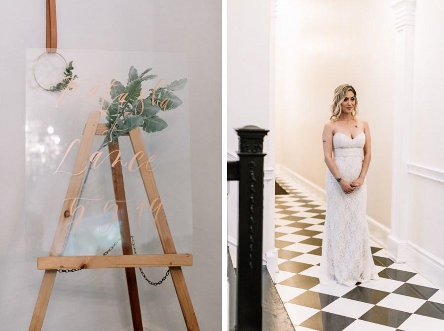 Vaux Studio Wedding Chapel bride