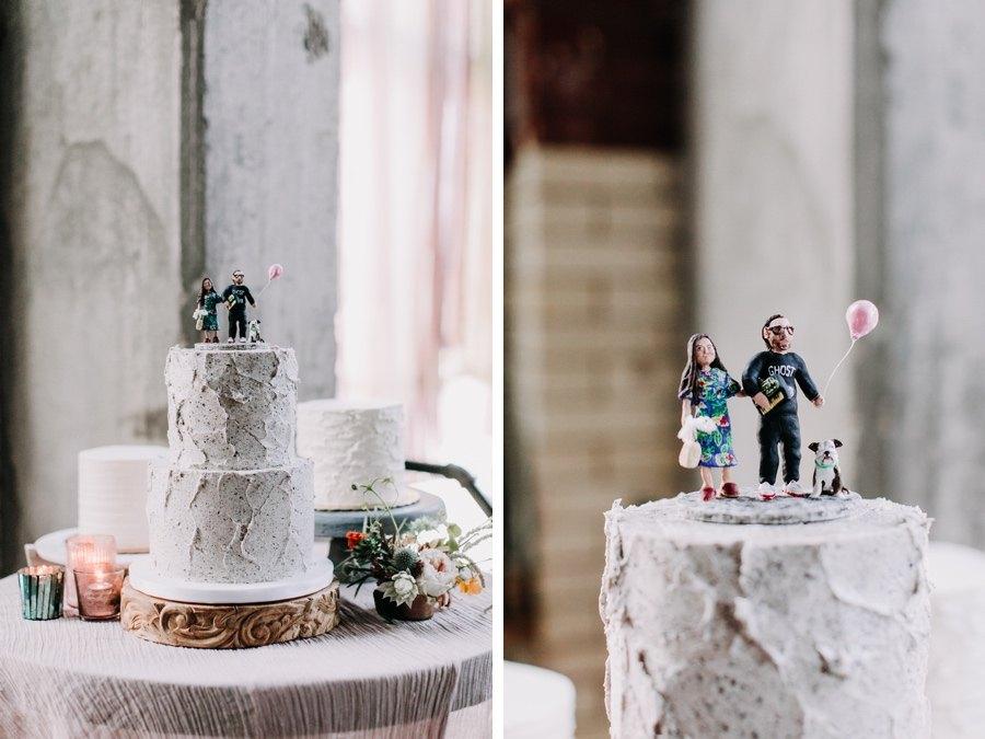 cookies n cream wedding cake
