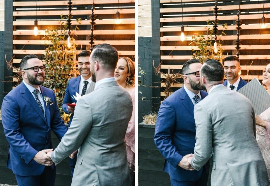 Lokal Philadelphia wedding