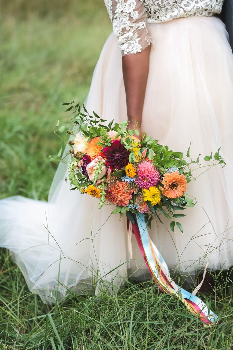 Vault + Vine florals