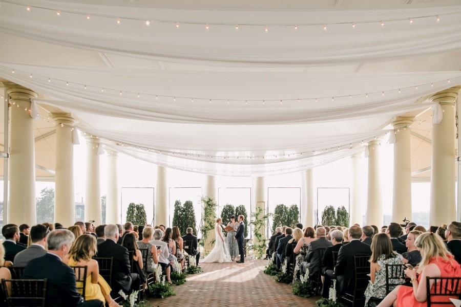 Water Works wedding ceremony