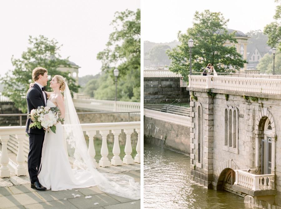 Water Works wedding