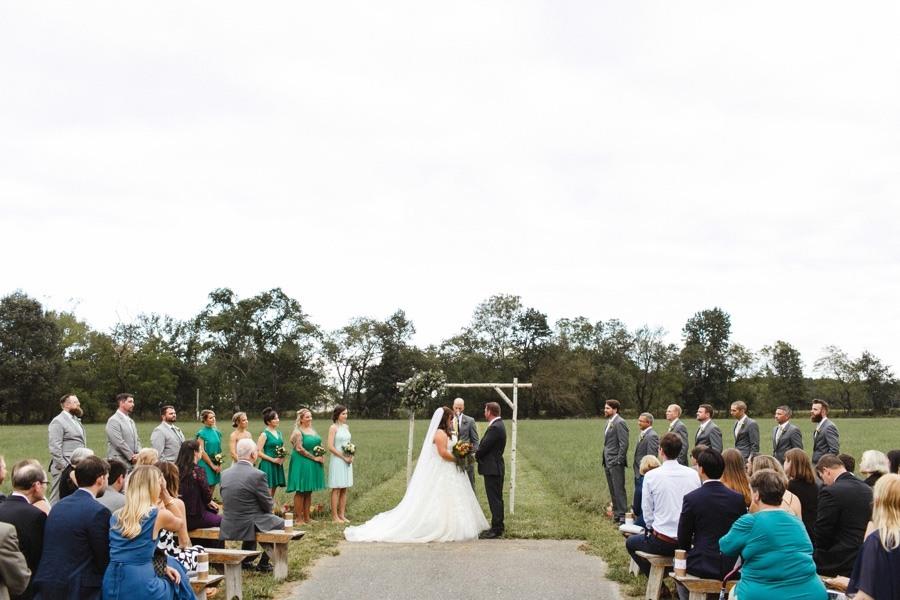 Appel Farm Arts & Music Camp wedding