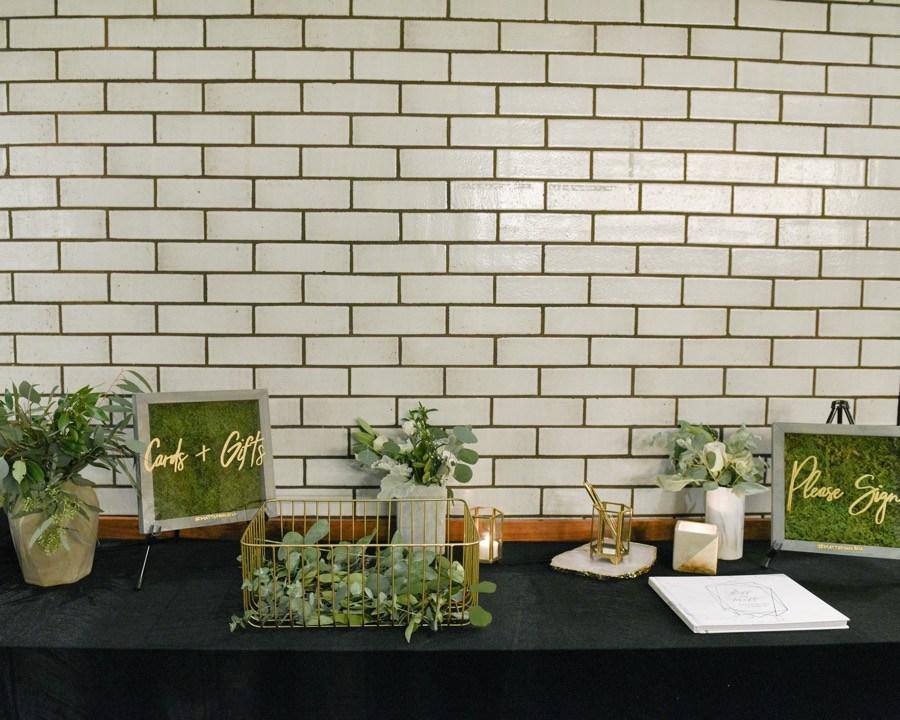 La Colombe wedding