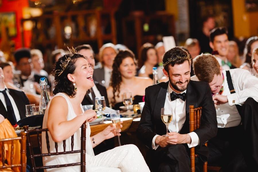 Material Culture wedding