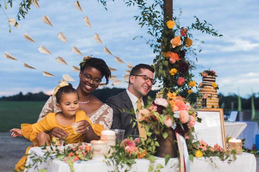 Philadelphia Glider Council wedding
