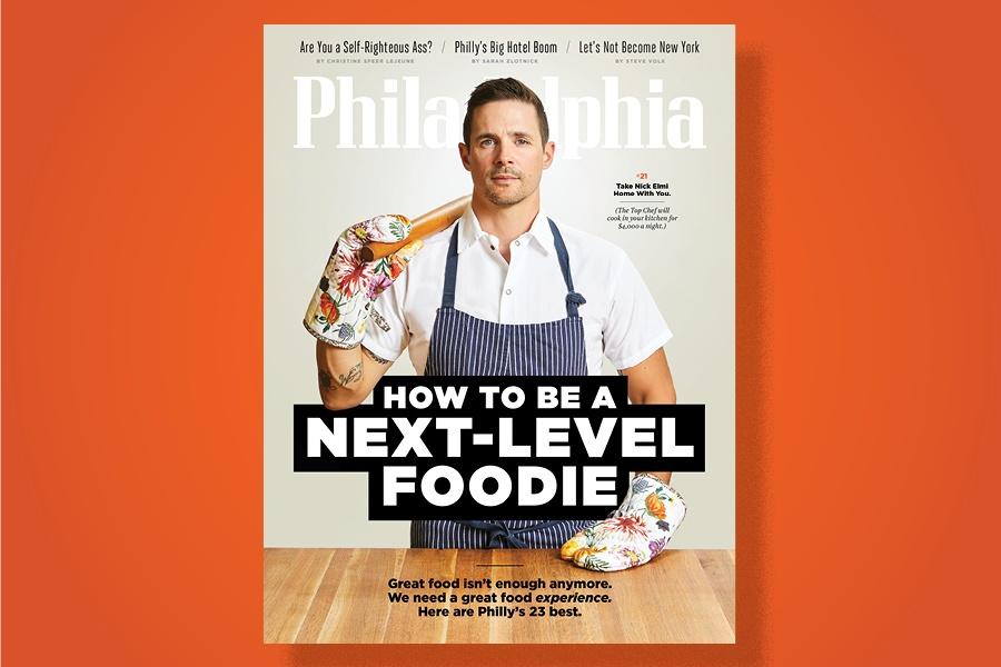 philadelphia magazine october issue