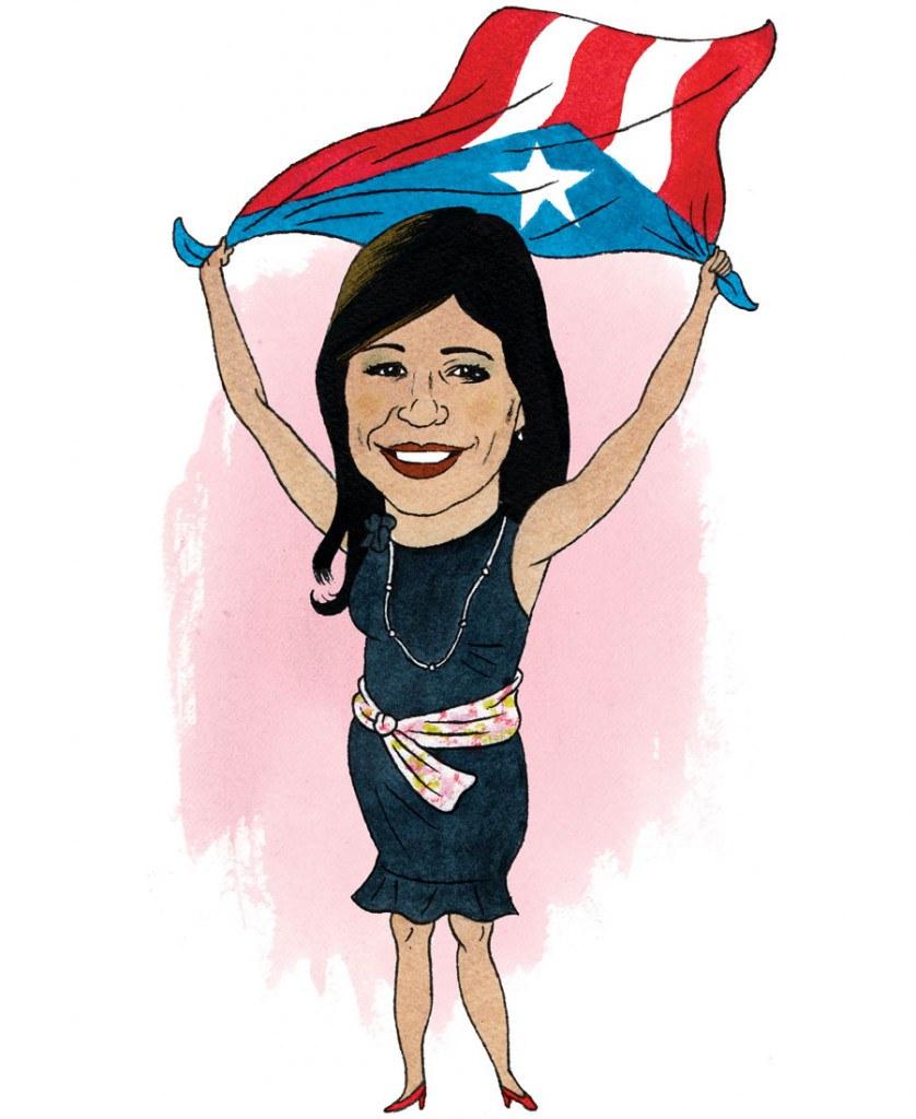 Maria Quiñones Sánchez