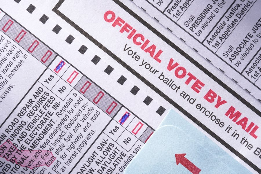 Pa. Supreme Court rejects suit to delay mail-in ballot