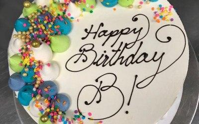 beyonce birthday cake philadelphia