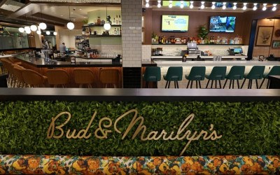 bud marylins phl airport