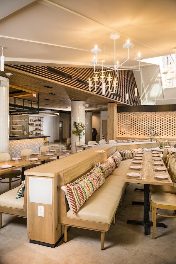 Inside Condesa The Suraya Crew S Mexican Restaurant In