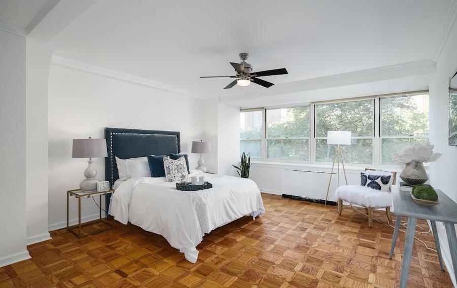 condo for sale rittenhouse square double unit master bedroom