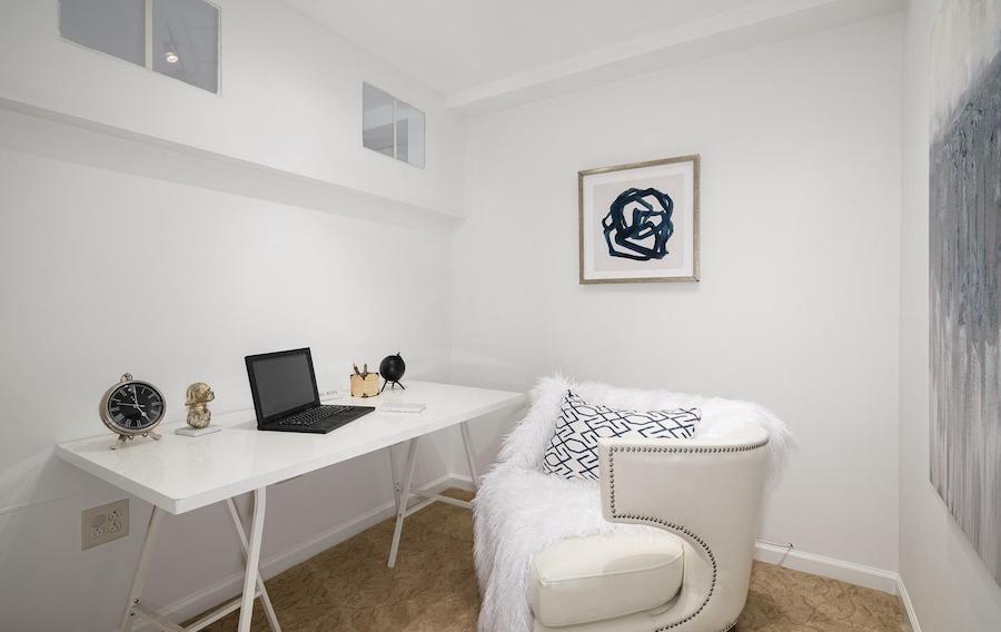 condo for sale rittenhouse square double unit den