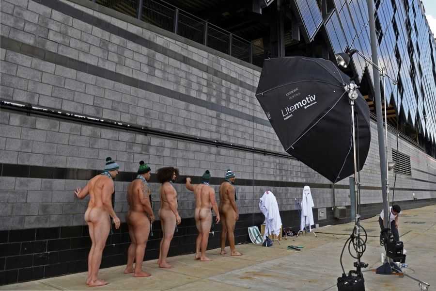 Eagles body issue
