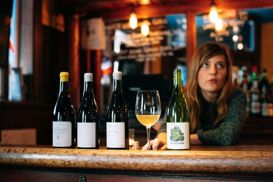 le caveau wine bar philadelphia