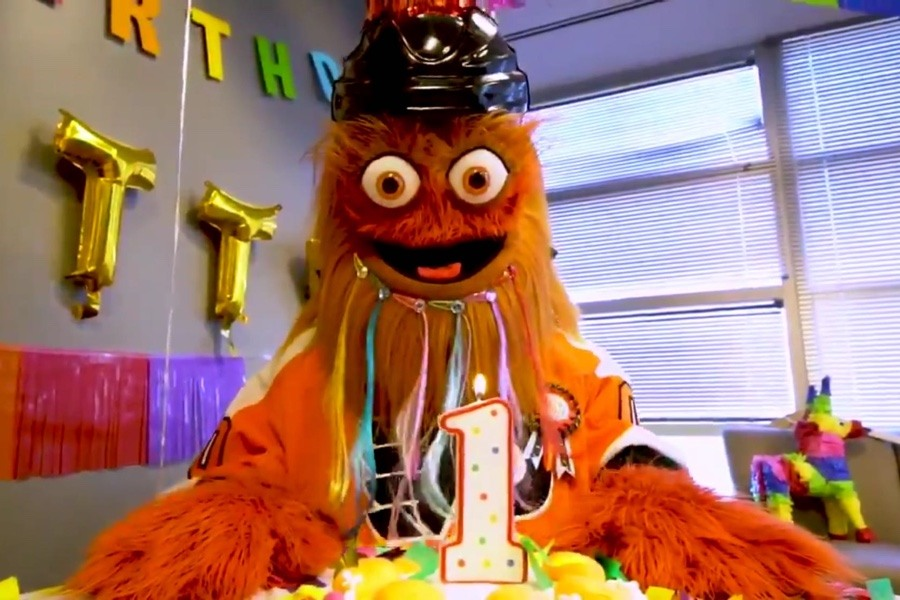 gritty birthday