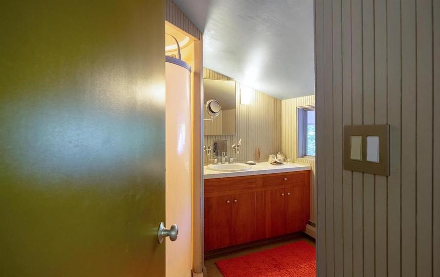 house for sale barren hill midcentury modern master bathroom