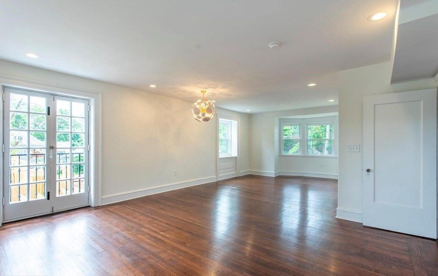 house for sale mt airy restored colonial master bedroom