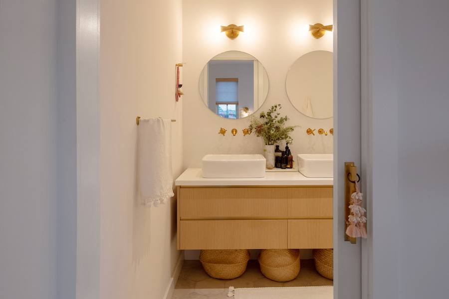 house for sale fishtown bauhaus master bathroom