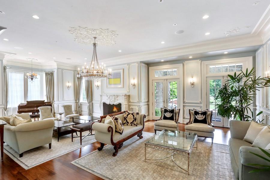 house for sale gladwyne barroway estate living room
