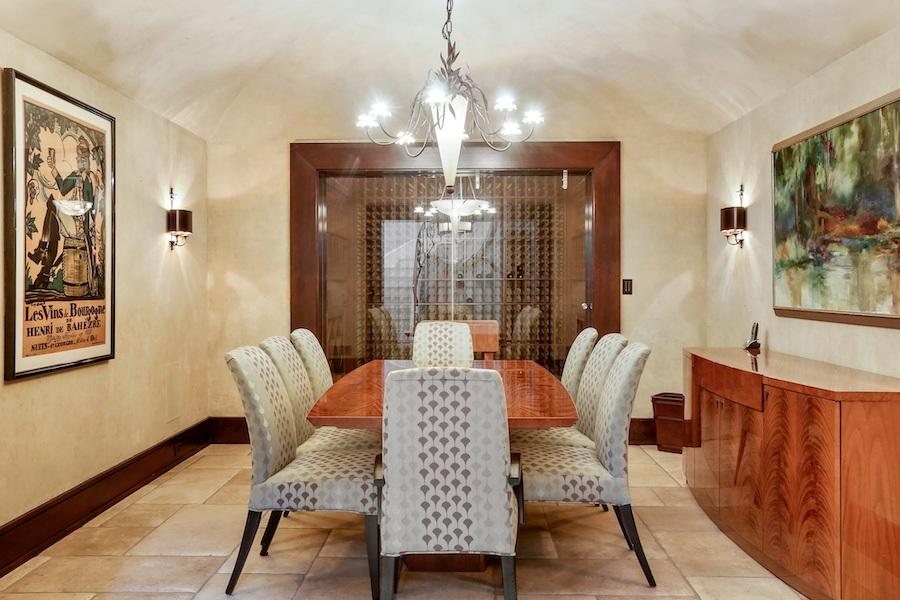 house for sale gladwyne barroway estate wine tasting room