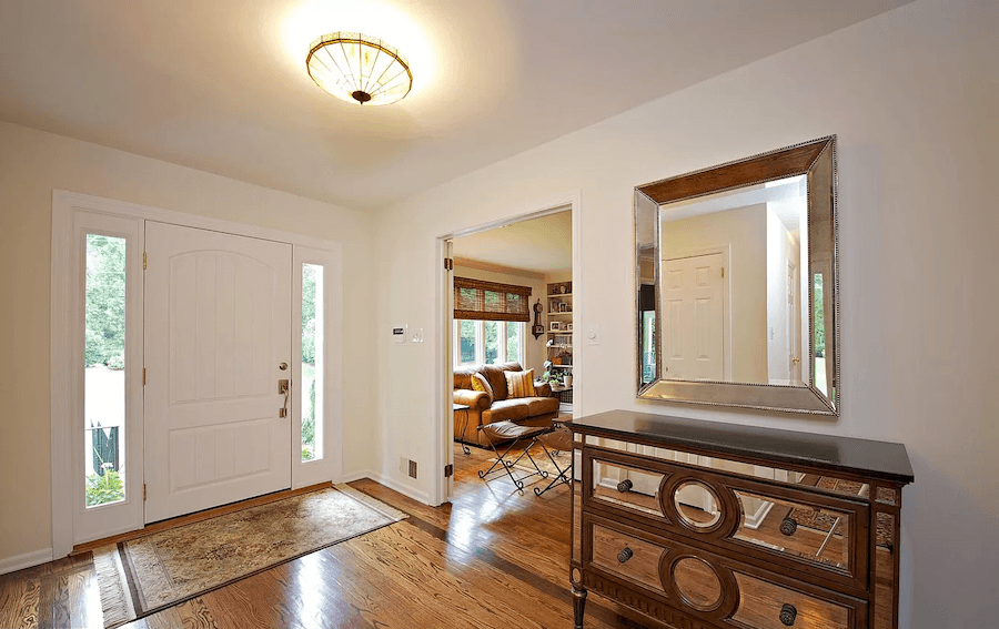 house for sale haverford contemporary foyer