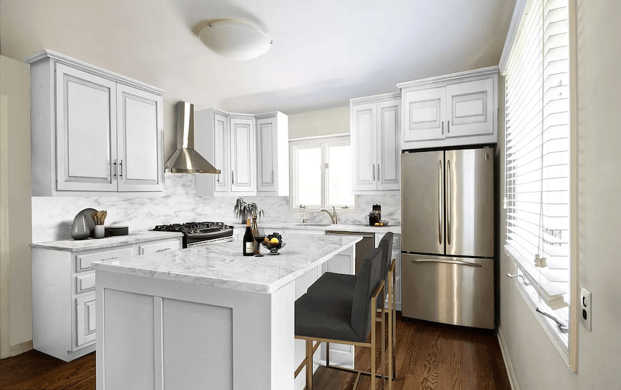 house for sale haverford contemporary kitchen