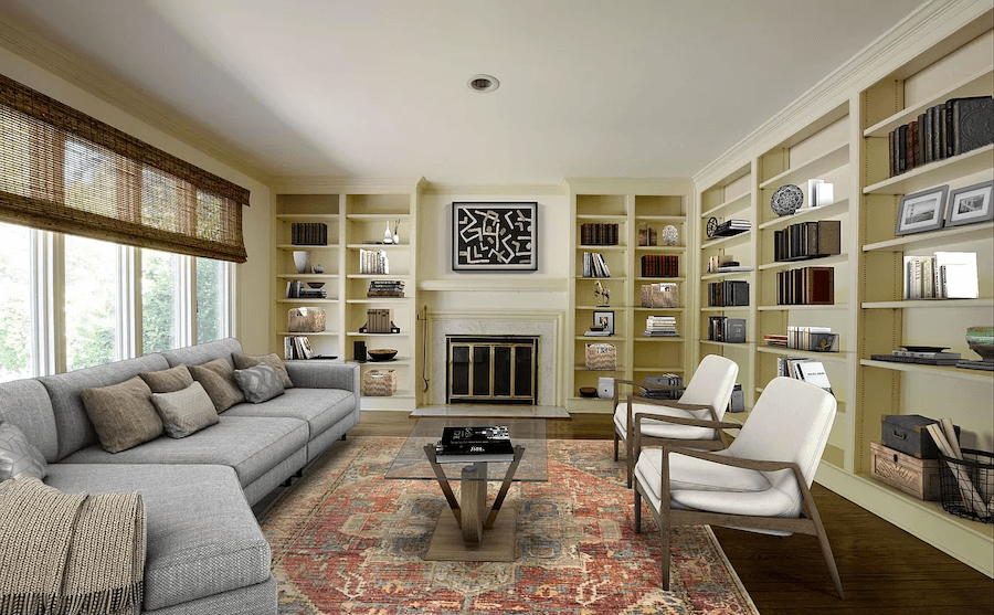 house for sale haverford contemporary library