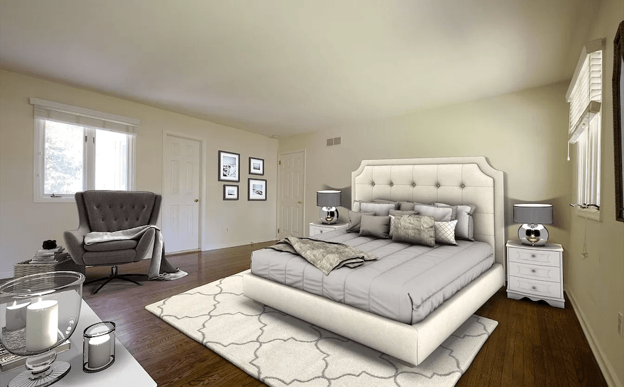 house for sale haverford contemporary master bedroom