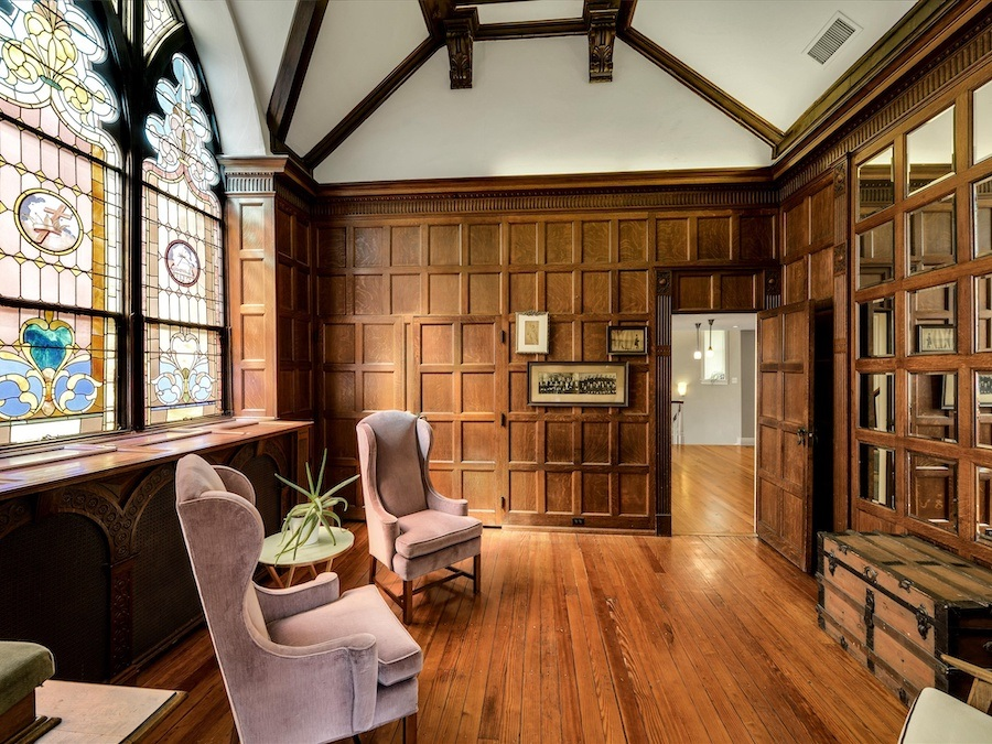 house for sale narberth converted church study
